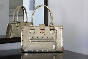 f0b1a693b Image is loading 100-Authentic-Louis-Vuitton-Gold-Suhali-Le-Fabuleux-