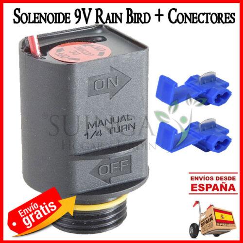 Magnetventil Rain Bird 9v Latch Dc Tbos Ersatzteile für Rainbird 9 V