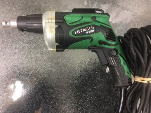 "Hitachi W6VM Drywall 6mm 14"" Screw Driver"