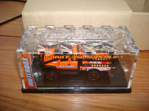 RARE MATCHBOX FORD F-350 SUPERLIFT TOY TRUCK Promotional Exclusive SEMA 2011~NIB