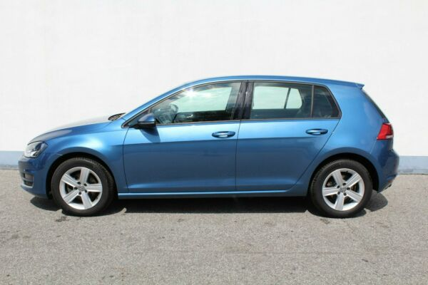 VW Golf VII 1,4 TSi 122 Highline DSG BMT - billede 2