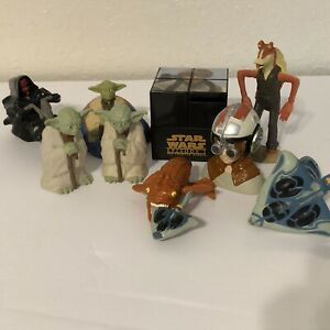 Vintage 90's Star Wars Toys Lucas Films Applause