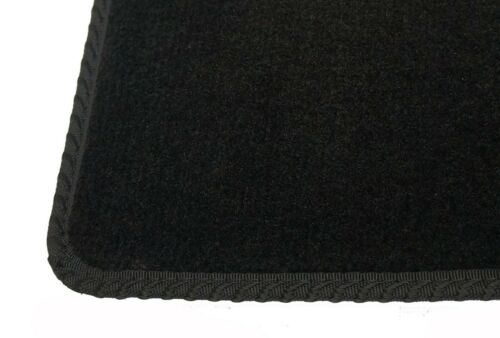 Honda Civic Hybrid 2006-2010 Tailored Black Carpet Car Floor Mats Set of 4