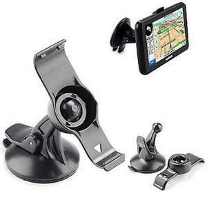 Windshield-Suction-Cup-Mount-holder-Cradle-for-Garmin-Nuvi-GPS-50-50LM-50LM-O9B3
