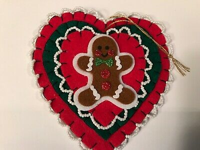 Penguin ornaments Christmas item# Penguin 102 heart shaped ornaments