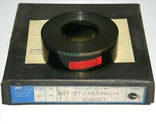 35mm-Trailer MIT ST'ER FAUST Jean-Claude Van Damme 1990 FSK 16