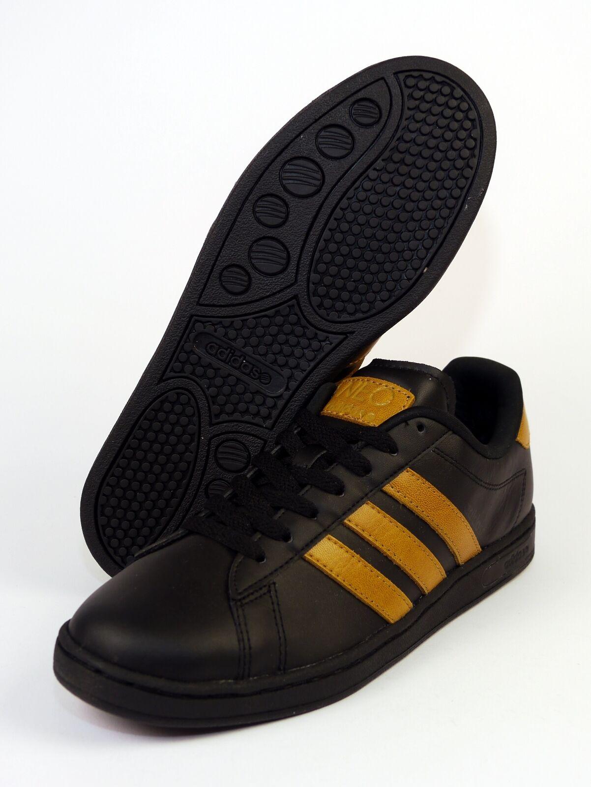 Adidas Neo DERBY II LE Hombre Zapatillas Zapatillas piel nuevo emb. orig.