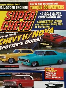 Details about SUPER CHEVY MAGAZINE JUNE 1995 ISSUE  RADICAL MODIFIEDS &  RARE ORIGINALS