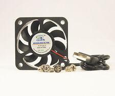 50mm x 10mm New Case Fan 5V 9.5CFM PC Computer Cooling USB Sleeve 5010 440*