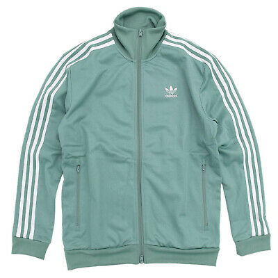 Adidas Originals Beckenbauer Tt Track Top Europe Training Jacket Vapeur Steel Gr | eBay