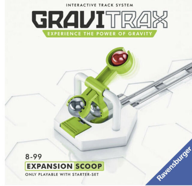 GraviTrax 8-99 Expansion Scoop - BRAND NEW! Interactive Track System X
