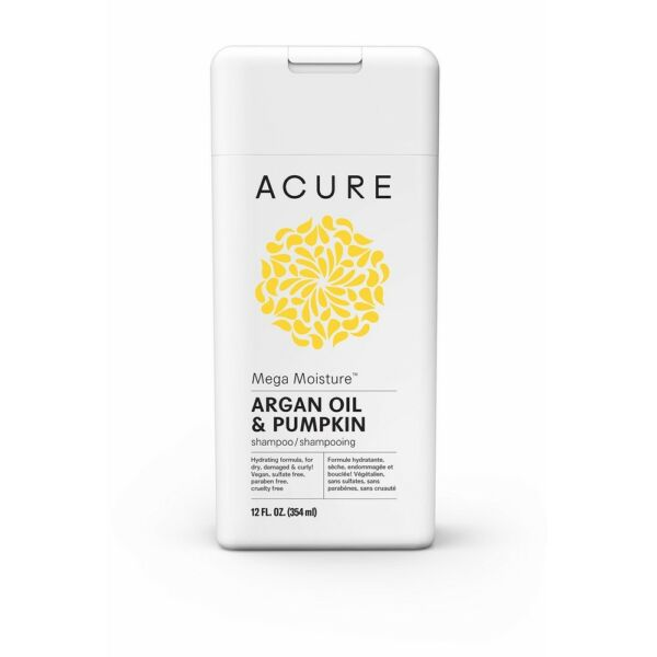 Acure Ultra-hydrating Shampoo With Argan Extract And Oil 8