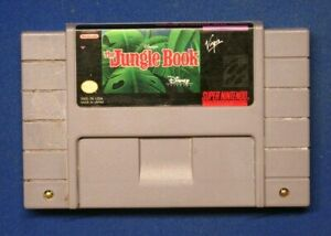 Disney's The Jungle Book (Super Nintendo Entertainment System, 1994)