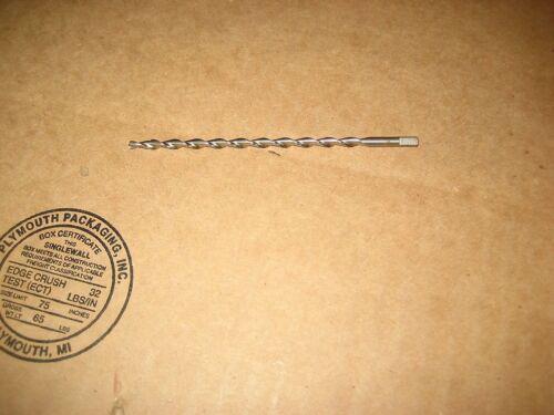 118//144X5//16X3-3//8X4 P//F STEP DRILL 12PCS AB2632-12