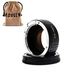 Focal Reducer Speed Booster Adapter Pentax K PK mount lens to Sony NEX A6000 5T