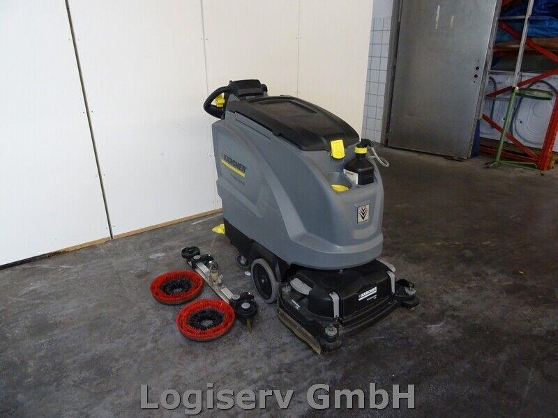 Bild 1 - Kärcher B60 W BP Pck Dose Bodenreinigungsmaschine Reinigungmaschine