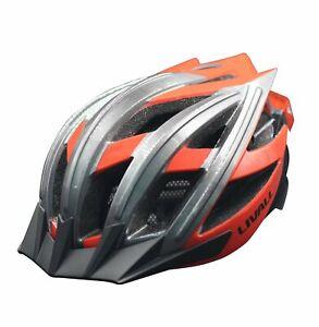 Livall BH100 Red Bling Biking Cycling Smart Helmet W/ Volume Control LED Signal