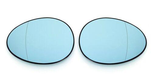 Droit Mini R55 R56 R57 R60 R61 Miroir Glace Bleu Dégivrant Rétroviseur Gauche