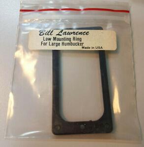 Bill Lawrence Low Mounting Ring For large Humbucker Creme Pickup Frame Rahmen US