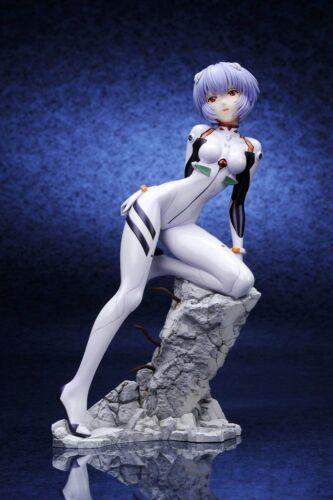 Kotobukiya Rebuild of Evangelion Ayanami Rei Plug Suit style 1/7 PVC Figure Action- & Spielfiguren