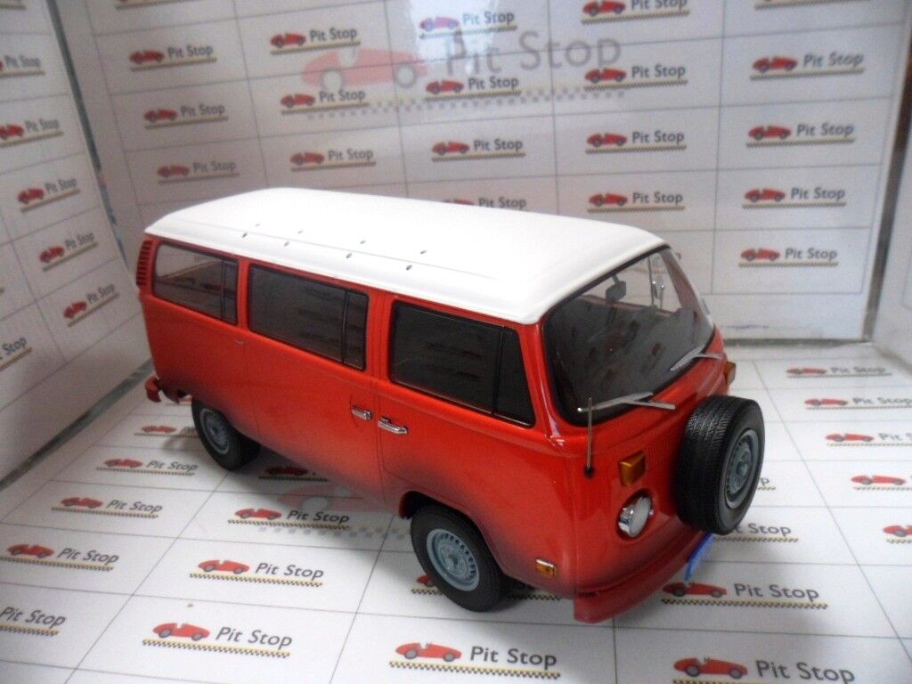 GL19010 by GREENLIGHT VOLKSWAGEN TYPE 2 1973 FIELD OF DREAMS 1:18 | Insolite
