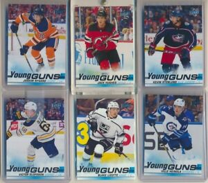 2019-20-Upper-Deck-Series-1-YOUNG-GUNS-Rookie-U-Pick-COMPLETE-YOUR-SETS