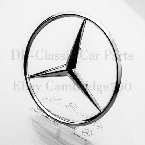 Original Mercedes étoile coffre HECKDECKEL w126 ultérieure Modèles à 3 broches