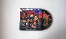 Whiplash Unborn Again UK  Adv Cardcover CD 2009 Thrash