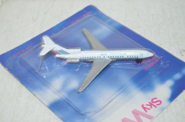 AVION DE LIGNE SKY WINGS AIR FRANCE METAL NEUF PLANE AIRBUS/BOEING