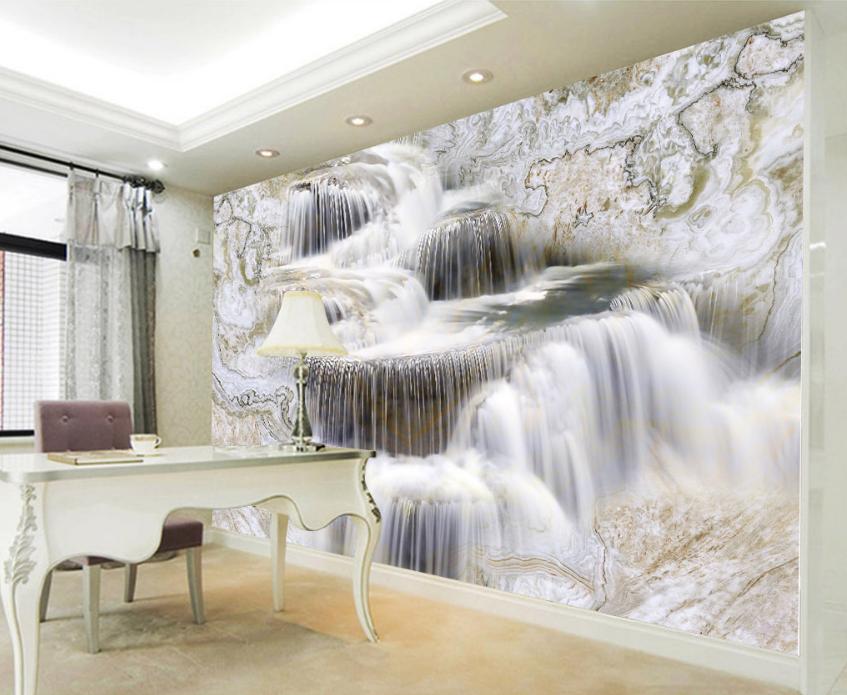 3D Quellwasser 865 Tapete Wandgemälde Tapete Tapeten Bild Familie DE Summer