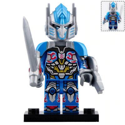 Transformers Lego Moc Minifigure Megatron New /& Sealed For Kids