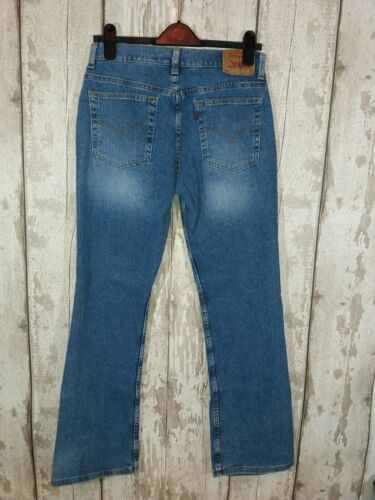 Size Ladies Blue Jeans Levis 8 a038 In Us 515 Usa Bought pSR0x0qB