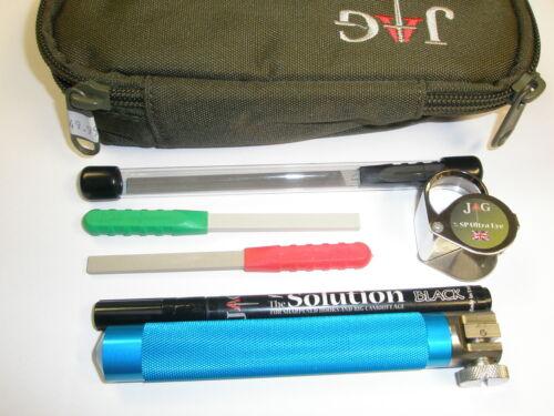 JAG Hook Sharpening Kit Pêche À La Carpe Tackle