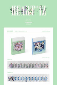 Details about IZONE HEART*IZ VERSION SELECT 2ND Mini Album CD + Folded  Poster