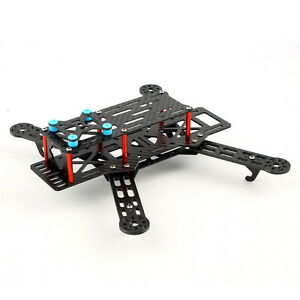 Mini-PRO-Pure-Carbon-Fiber-Mini-FPV-4-Axis-Multi-Quadcopter-Frame-Kit