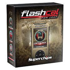 Superchips Flashcal F5 Programmer 3571 for 07-17 Jeep Wrangler JK Unlimited