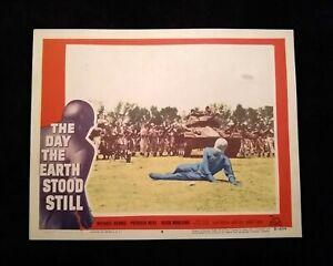 8x10 Print Michael Rennie The Day The Earth Stood Still 1951 #7668