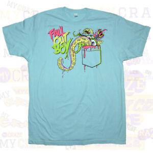 FALL-OUT-BOY-Pocket-Monster-T-Shirt