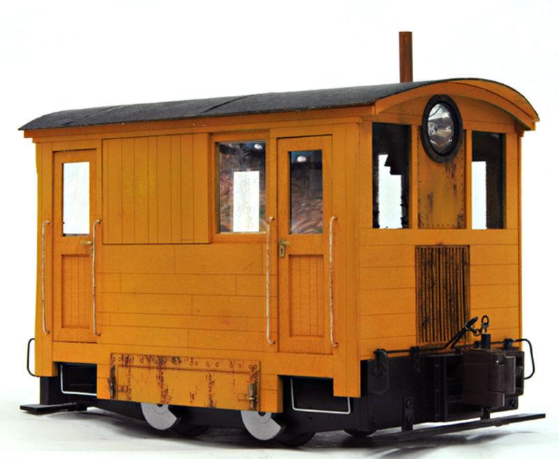 BANTA MODELWORKS BACHMANN 1:20.3 CREW CAB CONVERSION Railroad Unpainted BMT2127