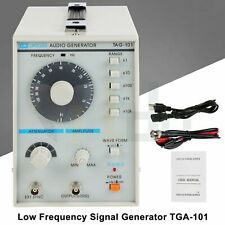 Signal Generator Audio With Low Frequency 10 Hz 1 Mhz 220 V Or 110 V
