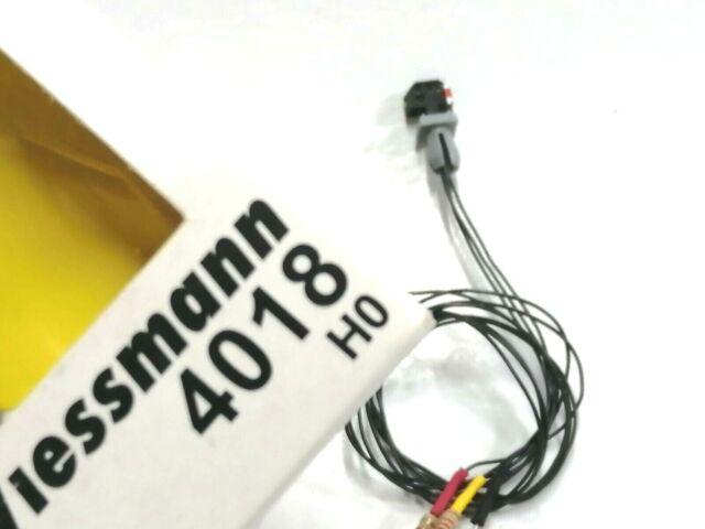 Viessmann 4018 Gleissperrsignal nieder H0