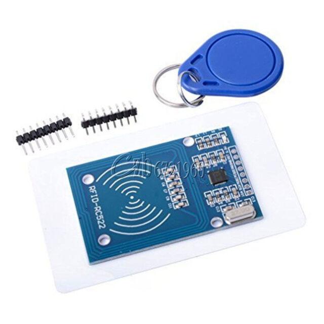 RC522 Card Read Antenna RFID Reader IC Card Proximity MFRC-522 Module