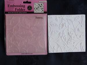 Crafts-Too-CTFD3106-Embossing-Folder-Leaf-Leaves