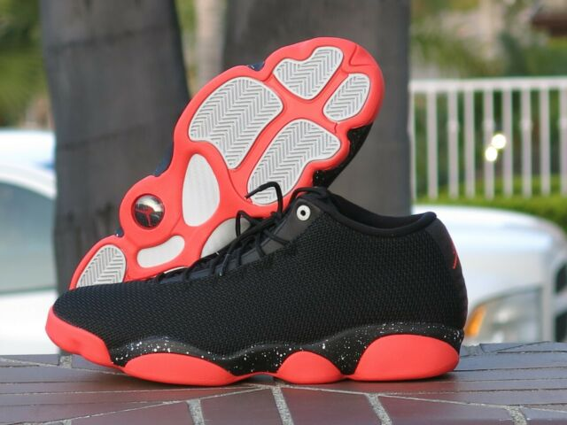 8669167622a Air Jordan Men's Horizon Low Top Basketball Shoes Ab4 Black Infared ...