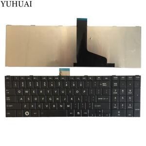 New-english-for-TOSHIBA-SATELLITE-C850-C855D-C850D-C855-C870-C875-keyboard-US