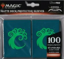 Overig Magic MTG SIMIC COMBINE Ultra Pro Sleeves 100 Count Factory Sealed