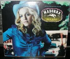MADONNA MUSIC AUSTRALIA 2 CD SPECIAL EDITION WHAT IT FEELS LIKE FOR A GIRL