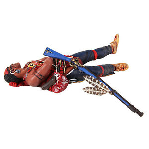 BRITAINS SOLDIERS 16019 - Eastern Woodland Indian Casualty No.2