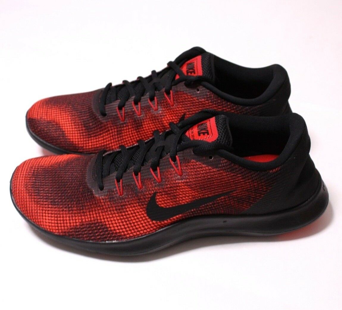 Nike Flex 2018 RN Uomo Running Shoes, Size 12.5, AA7397 008