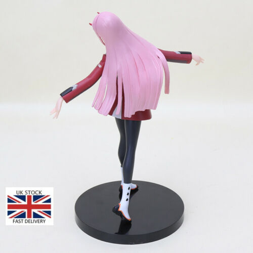 Anime DARLING in the FRANXX Figure Action Figure Collection Model Toys Xmas Gift